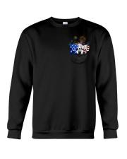 dachshund 2 Crewneck Sweatshirt thumbnail