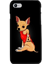 Chihuahua I Love Mom Phone Case thumbnail