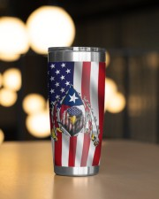 Eagle Texas Inside American Flag 4th Of July Gifts 20oz Tumbler aos-20oz-tumbler-lifestyle-front-04
