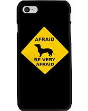 Afraid be very afraid edition Phone Case thumbnail