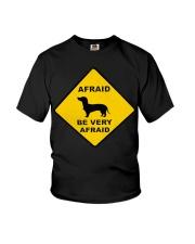 Afraid be very afraid edition Youth T-Shirt thumbnail