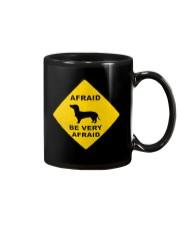 Afraid be very afraid edition Mug thumbnail