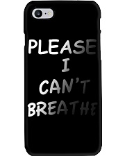 Please Can't Breathe Phone Case thumbnail