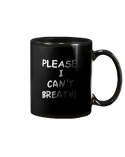 Please Can't Breathe Mug thumbnail
