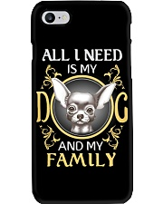 All L Need Is My And My Family frenchie Phone Case thumbnail