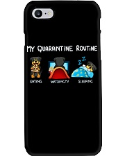 Rottweiler4 Phone Case tile