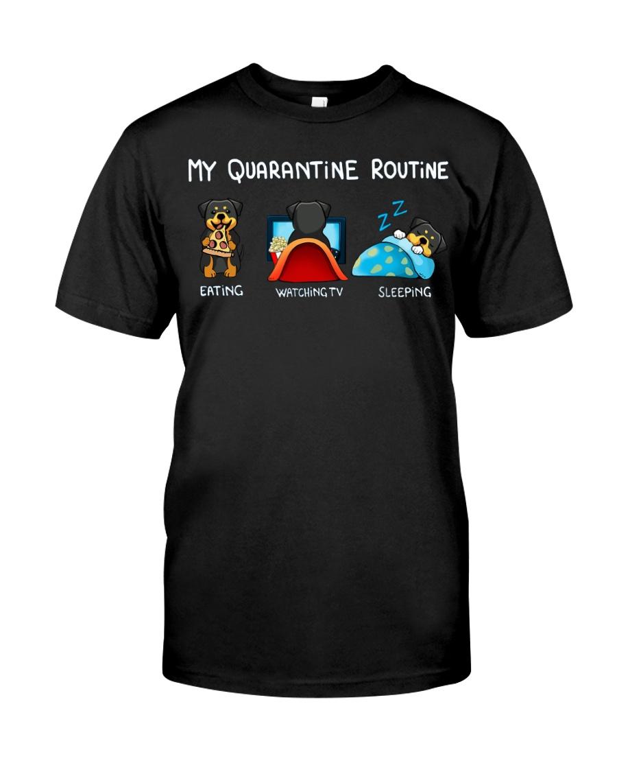 Rottweiler4 Classic T-Shirt