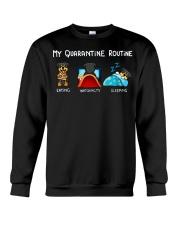Rottweiler4 Crewneck Sweatshirt thumbnail