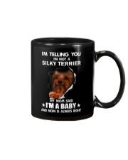 Im telling you im not a silky terrier edition Mug thumbnail