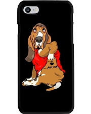 Basset Hound Phone Case tile