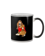 Basset Hound Color Changing Mug thumbnail