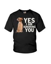 Yes I Am Ignoring You Chihuahua IGNORING Youth T-Shirt thumbnail
