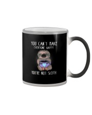 Sloth Color Changing Mug thumbnail