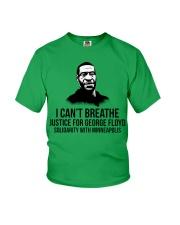 I Can't Breathe Youth T-Shirt thumbnail