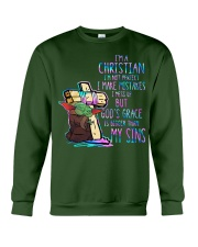 baby yoda 2 Crewneck Sweatshirt thumbnail
