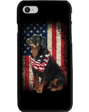 rottweiler Phone Case tile