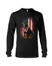 rottweiler Long Sleeve Tee thumbnail