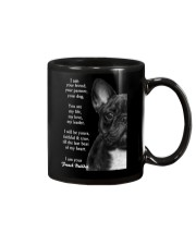I am your friend your partner your dog french bull Mug thumbnail