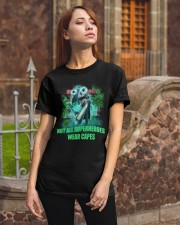 not all superheroes wear capes Classic T-Shirt apparel-classic-tshirt-lifestyle-06