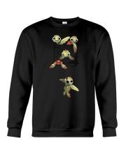 turtle bag Crewneck Sweatshirt thumbnail
