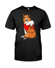 Shetland Sheepdogs Classic T-Shirt front