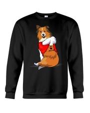 Shetland Sheepdogs Crewneck Sweatshirt thumbnail