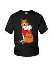 Shetland Sheepdogs Youth T-Shirt thumbnail