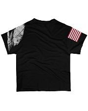 Texas full tshirt  All-over T-Shirt back