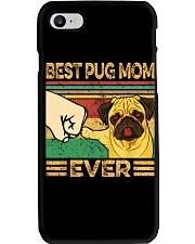 Best Pug Mom Phone Case thumbnail