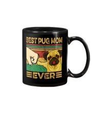 Best Pug Mom Mug thumbnail