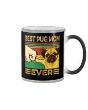 Best Pug Mom Color Changing Mug thumbnail