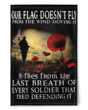 "Flag 11.5""x17.5"" Garden Flag front"