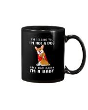 Corgi I'm Telling You I'm Not A Dog Mug thumbnail