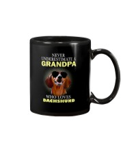 Dachshund Grandpa Mug thumbnail
