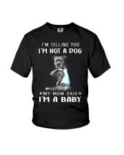 I'm Telling You I'M Not A Dog My Mom Youth T-Shirt thumbnail
