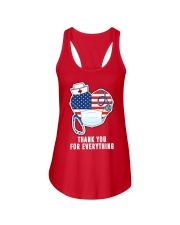 Thank You For Everything  Ladies Flowy Tank thumbnail