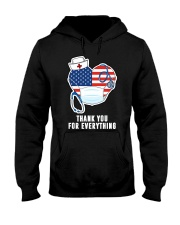 Thank You For Everything  Hooded Sweatshirt thumbnail