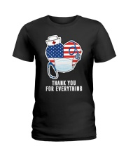 Thank You For Everything  Ladies T-Shirt thumbnail