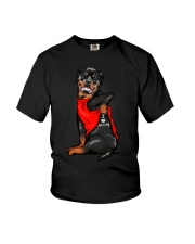 Rottweiler Youth T-Shirt thumbnail
