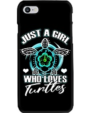 Just A Gril Who Loves Tunlles Phone Case thumbnail