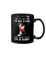 I'm Telling You I'M Not A Dog My Mom beagle Mug thumbnail