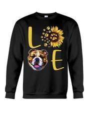 bulldog Crewneck Sweatshirt thumbnail