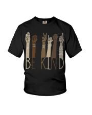 Sign language Youth T-Shirt thumbnail