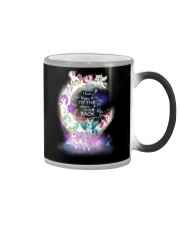 I LOVE YOU TO MOON AND BACK UNICORN BEST GIFT Color Changing Mug thumbnail