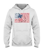 yorkie Hooded Sweatshirt thumbnail