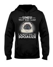 pug Hooded Sweatshirt thumbnail
