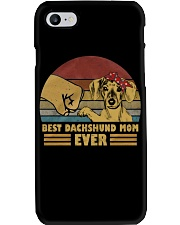Best Dachshund Mom Ever  Phone Case thumbnail