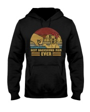 Best Dachshund Mom Ever  Hooded Sweatshirt thumbnail