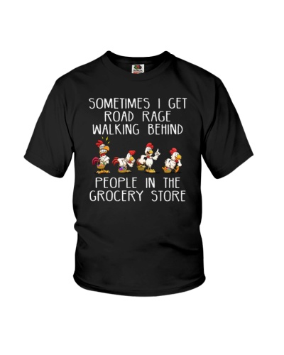 Chicken Walking T-shirt