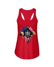New York Ladies Flowy Tank thumbnail